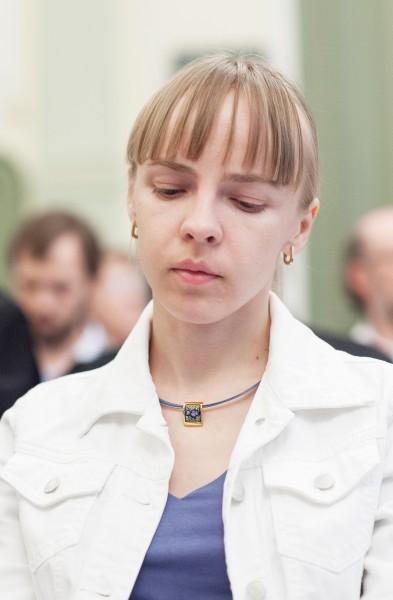 Анна Фирстова