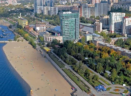 В 2014 году в Самаре продолжится ремонт набережной, парков и скверов