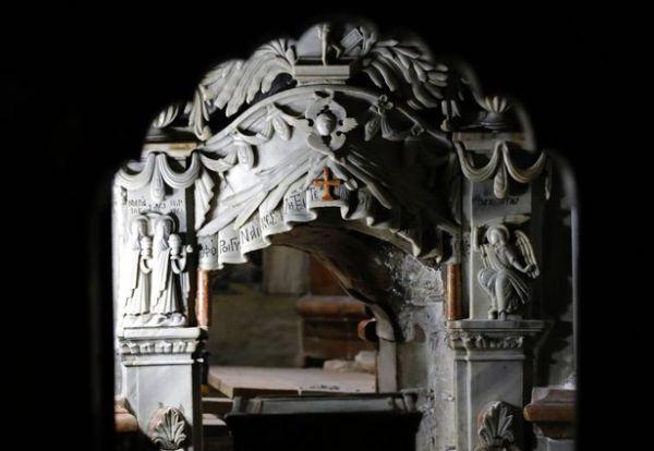 Археологи: Это действительно Гроб Господень, найденный в ...