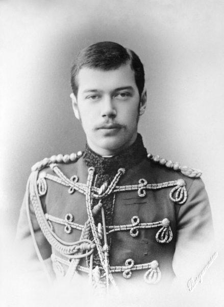 Цесаревич Николай. 1889 год
