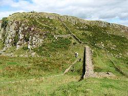 Hadrian's Wall (Steel Rigg)