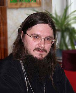 Priest Daniel Sisoyev.