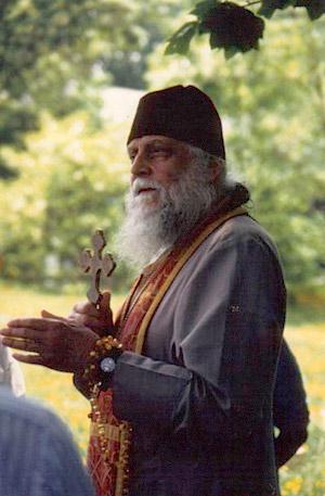 Bishop Basil (Rodzyanko). Photo: bishop-basil.org