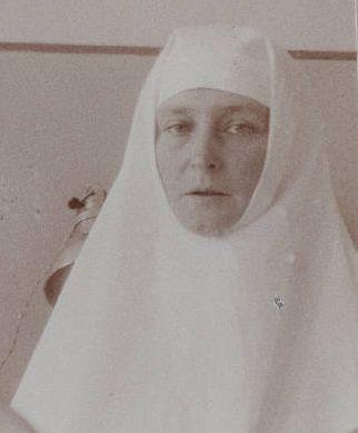 Императрица – сестра милосердия