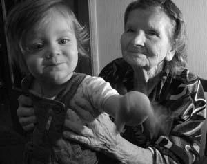 Фото Старики И Дети