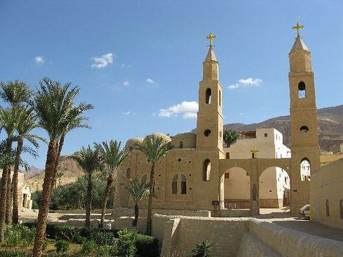 Монастырь преподобного Антония Великого
