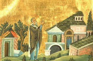 Святитель Тарасий , патриарх Константинопольский