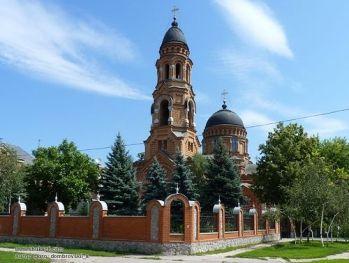 Озерянский храм г. Харьков (район Холодная гора)