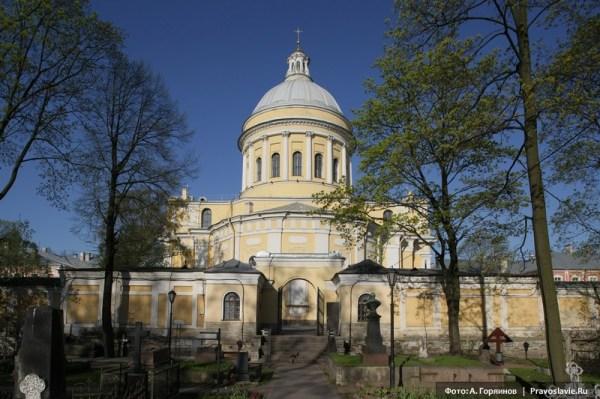 Императорские храмы СанктПетербурга и окрестностей