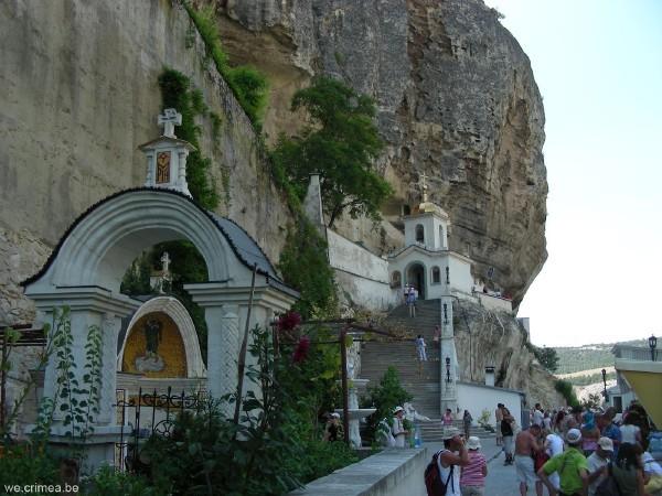 Бахчисарайский Успенский монастырь