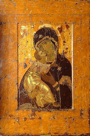 Владимирская икона Пресвятой Богородицы