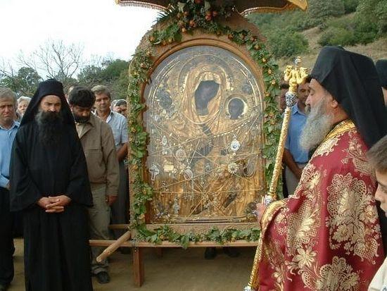 Празднование в честь иконы Божией Матери «Скоропослушница» совершается 9 ноября (22 ноября н.ст)