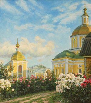 Klykovo. Artist: Elena Sokolova. 2012