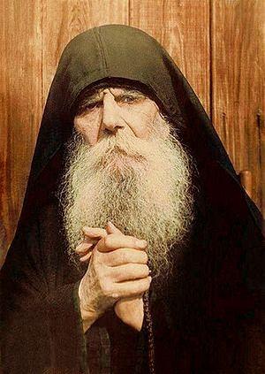 Иеросхимонах Паисий (Олару).