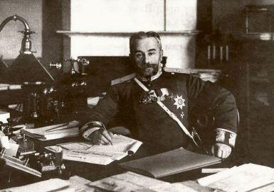 Владимир Федорович фон дер Лауниц