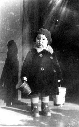 Юный Алексий Ридигер