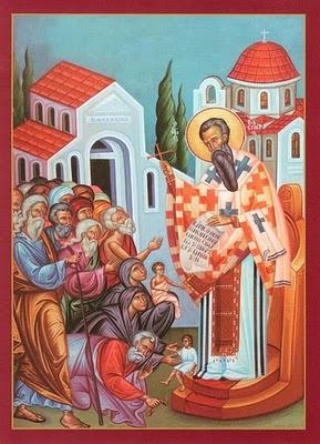 Святитель Василий Великий и нуждающиеся