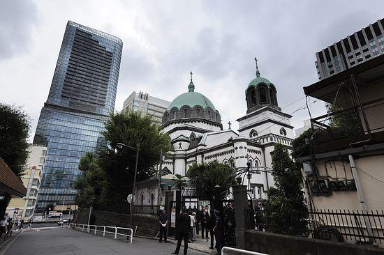 Holy Resurrection Cathedral in Tokyo (Nikolai-do)