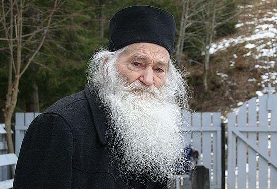 Резултат слика за Старац Јустин Румунски: