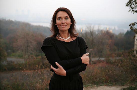 Наталья Горошкова, главный редактор журнала «Направо»