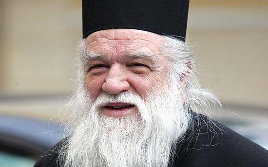 Митрополит Калавритски Амвросије
