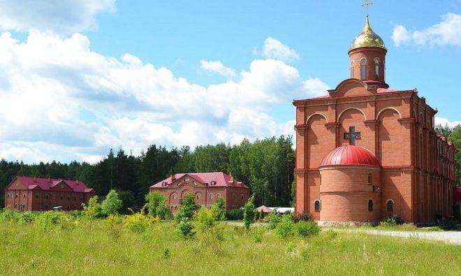 Монастырь новомучеников и исповедников Церкви Русской