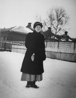 Графиня Анастасия Васильевна Гендрикова