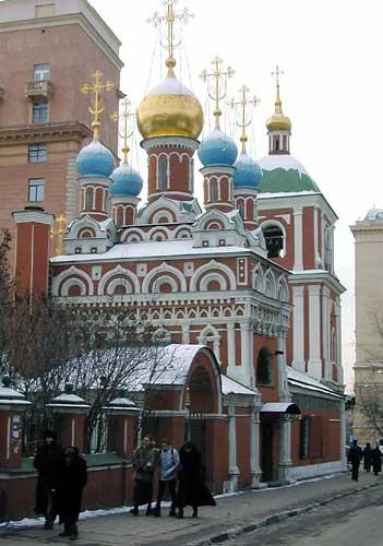 Москва: от креста ко кресту. Таганка / Православие.Ru