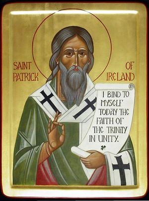 Image result for St. Patrick