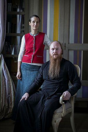 Отац Димитрије и матушка Љубов Рошћин