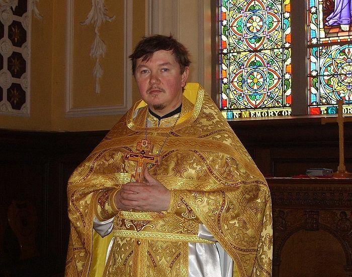 Fr. Nikolay Evseev