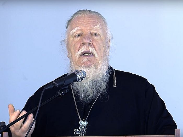 Archpriest Dimitry Smirnov