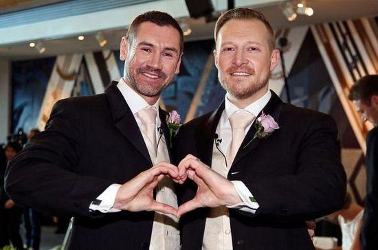 Gay Marriage In Denmark