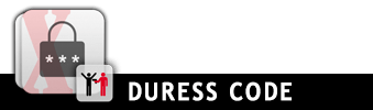Duress code