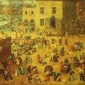 1600px Kunsthistorisches Museum Wien Pieter Bruegel d.Ä. spielende Kinder - Resilienz ist eine Frage der ausreichenden Erholung
