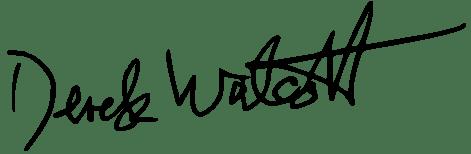 Derek Walcott signature - WikiBlog
