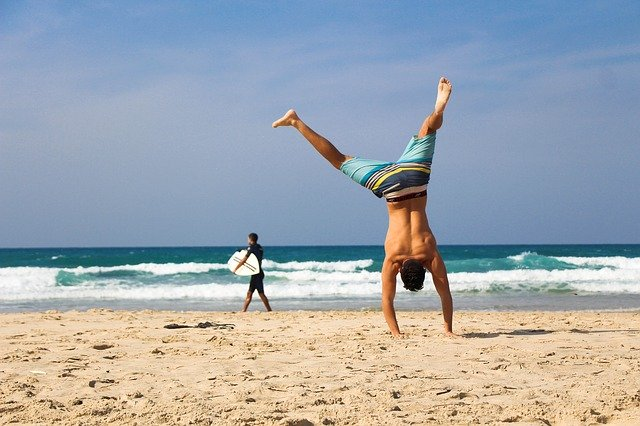 handstand - My Approach