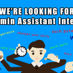 We're Looking for Administrative Assistant (Interns)