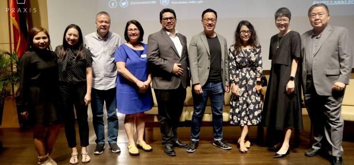 PRAXIS co-organizes second Avellana Memorial Lecture