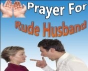 Wazifa For Rude Husband