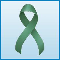 Liver Cancer ribbon color
