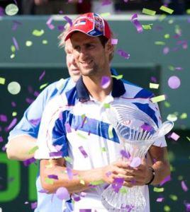 Novak Djokovic Miami Open
