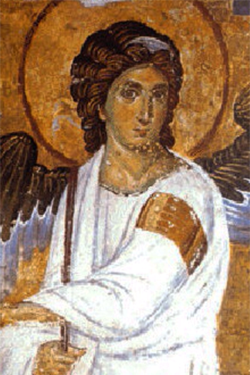 Orthodox Christian Angels