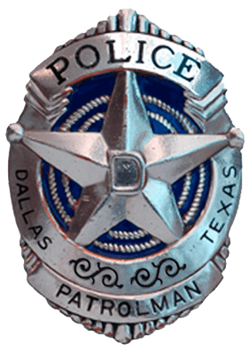 dpd badge