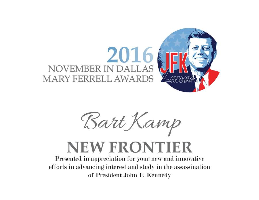 bart-kamp-jfk-lancer-new-frontier-award-2016