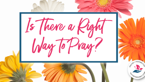 Do you struggle to pray consistently? A daily habit of prayer can be transformative. Follow these 5 simple steps to make prayer a habit today.