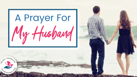 A daily prayer for my husband. Pray for God's love to be reflected in your husband and in your marriage, for your husband to live into God's call for him.