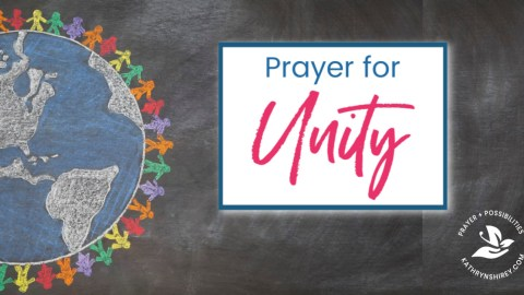 Daily Prayer for Unity