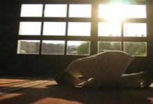 Prostration in Prayer