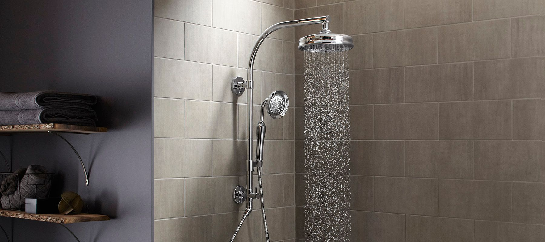 Home Depot Showers